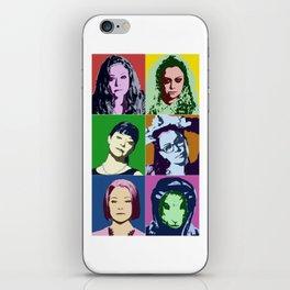 Clone Pop iPhone Skin