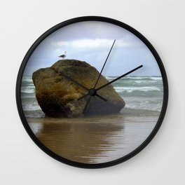 Seagull Rock Wall Clock