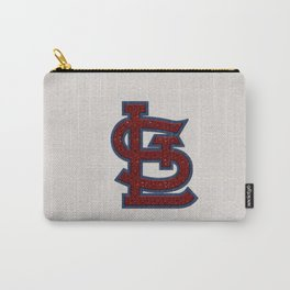 St. Louis Cardinal's Logo Carry-All Pouch