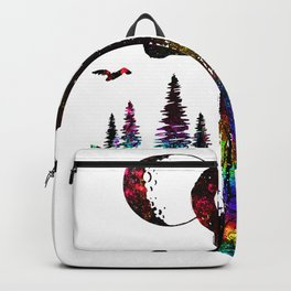 forest anchor Backpack