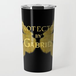 Protected by Gabriel Travel Mug