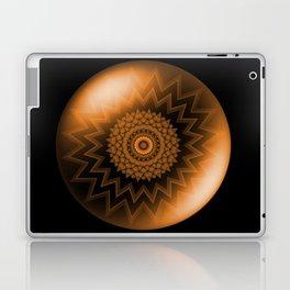 Sacral Orange   Chakra Laptop & iPad Skin