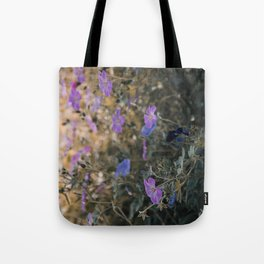 The Ordinary Wayside Flower Tote Bag