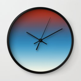 Roatan Wall Clock