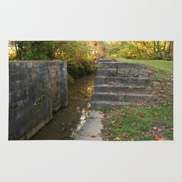 Lock Number 13 at Independence- III Rug