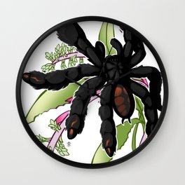 PSALMOPOEUS IRMINIA Wall Clock