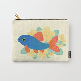 Blue botia Carry-All Pouch