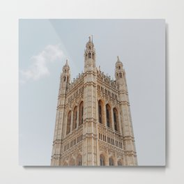 Westminister Metal Print