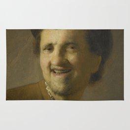 Bust of a Laughing Young Man, Rembrandt Harmensz. van Rijn, c. 1629 - c. 1630 Rug