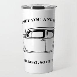 Bundy Road Trip Travel Mug