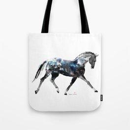 Horse (Trotting Elegance) Tote Bag