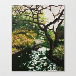 Tiger Hill Canvas Print