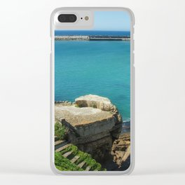 Ericeira Clear iPhone Case