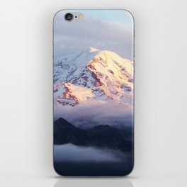 Marvelous Mount Rainier 2 iPhone Skin
