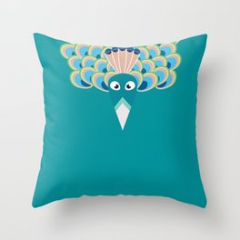 Paon Throw Pillow