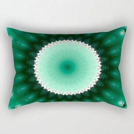 Some Other Mandala 343 Rectangular Pillow