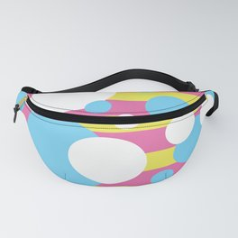 Party Confetti 4 Fanny Pack