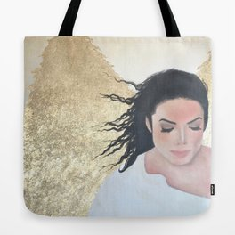 On The Wings Of Tenderness Tote Bag