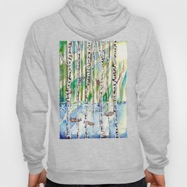 Flooded Forest Hoody