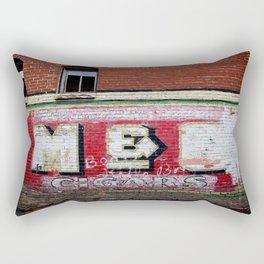 Cigar Sign Rectangular Pillow