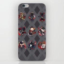 Bloodborne Argyle iPhone Skin