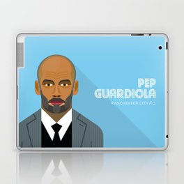Pep Guardiola Manchester City F.C. Manager Laptop & iPad Skin