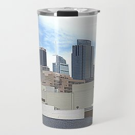 Neighborhood views Travel Mug