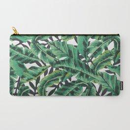 Tropical Glam Banana Leaf Prin...