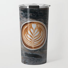 Coffee Latte Travel Mug
