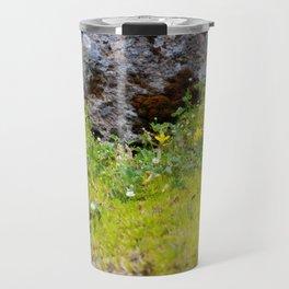 Tiny Mossy Landscape Travel Mug