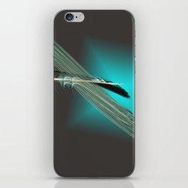 take a cosmic flight iPhone Skin
