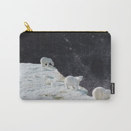 Flat Earth Carry-All Pouch