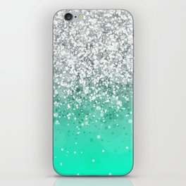 Glitteresques XXXV iPhone Skin