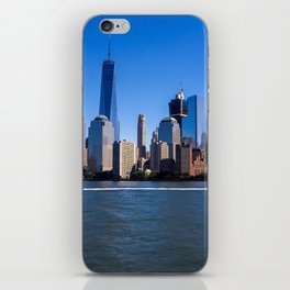 What I can I say about Manhattan iPhone Skin