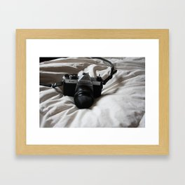 Pentax Photo Framed Art Print