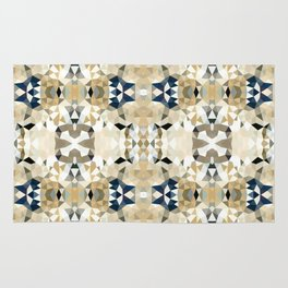 Neutral Tribal Rug