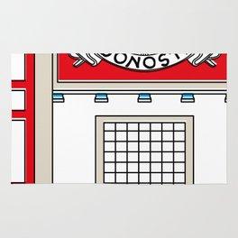 Edificio Donosti -Detail- Rug