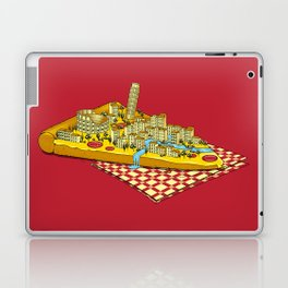 Hungry for Travels: Slice of Italy Laptop & iPad Skin