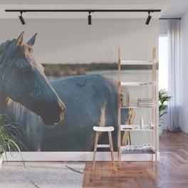 in portrait ... Wall Mural