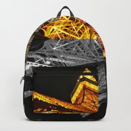 Four Corners Continued (Tokyo Tower) Backpack