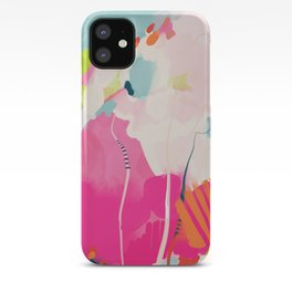pink sky II iPhone Case