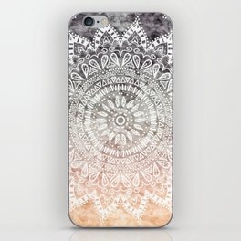 BOHEMIAN HYGGE MANDALA iPhone Skin