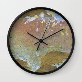 Paint Texture Wall Clock