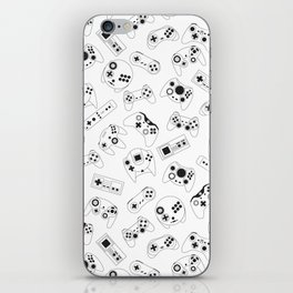 The world of controls iPhone Skin