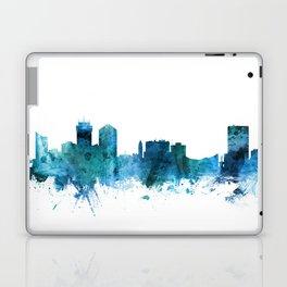 Wichita Kansas Skyline Laptop & iPad Skin