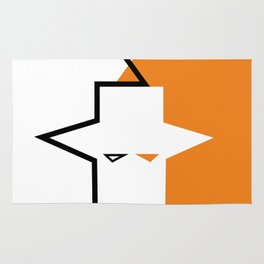 Geometric faces #society6 #decor #buyart #artprint Rug