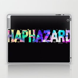 Haphazard Laptop & iPad Skin