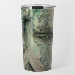 An Angel Cries Travel Mug