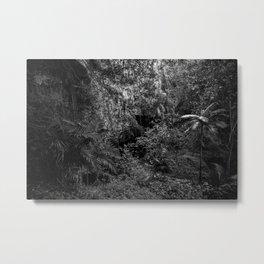 HAWAIIAN JUNGLE Metal Print