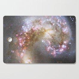 Pixel Nebula Cutting Board